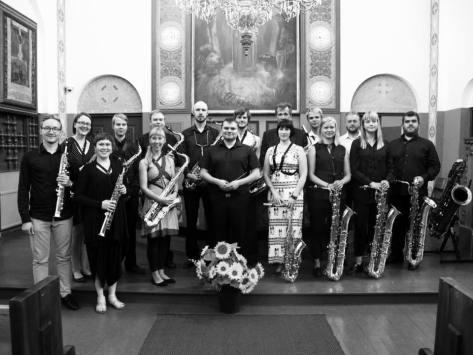 Helsinki Saxophone Orchestra