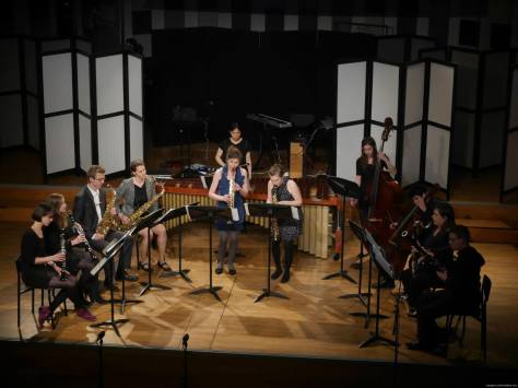 Bach Double Concerto, Bachelor recital May 2015.