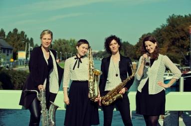 Illicium saxophone quartet 2014-2016